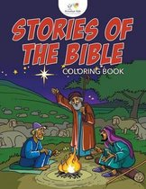 Stories of the Bible Coloring Book