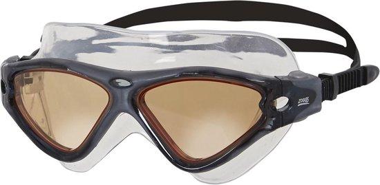 Zoggs Tri-Vision Mask duikbrillen zwart