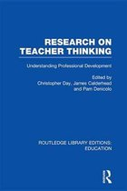 Research on Teacher Thinking (RLE Edu N)
