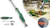Elektrische Onkruidbrander - Onkruidverdelger Onkruidverbrander Met Steel - Brander Onkruid - 2000W