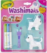 Crayola Washimals - Uitbreidingsset Hond