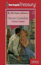 Omslag Secret Courtship