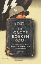 Boek cover De grote boekenroof van Anders Rydell