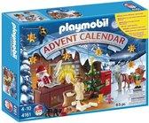 Playmobil Adventskalender Kerstmis - 4161