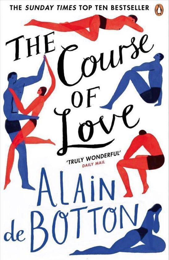 Boek cover The Course of Love van Alain de Botton (Paperback)