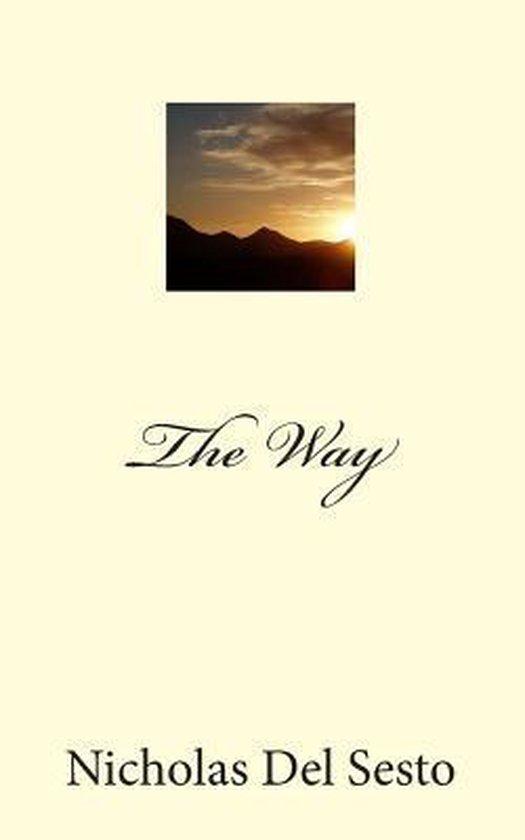 Boek cover The Way van Nicholas Del Sesto (Paperback)