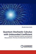 Quantum Stochastic Calculus with Unbounded Coefficient