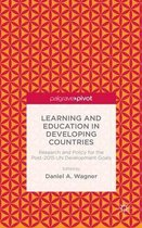 Learning and Education in Developing Countries