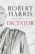 Boek cover Dictator van Robert Harris (Onbekend)