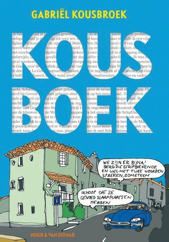 Kousboek - Gabriel Kousbroek   Fthsonline.com