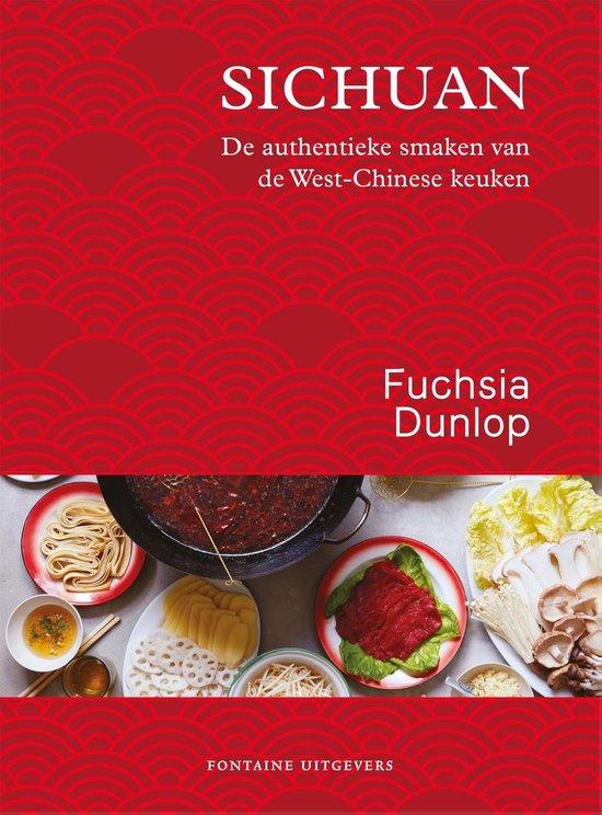Boek cover Sichuan van Fuchsia Dunlop (Hardcover)