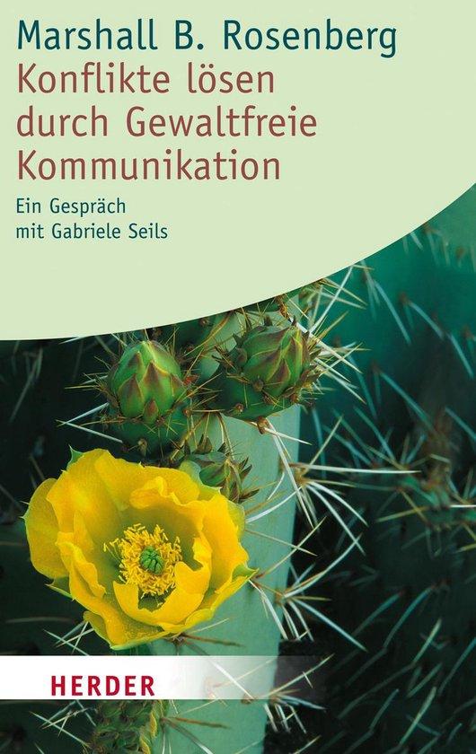 Boek cover Konflikte lösen durch Gewaltfreie Kommunikation van Marshall B. Rosenberg (Onbekend)
