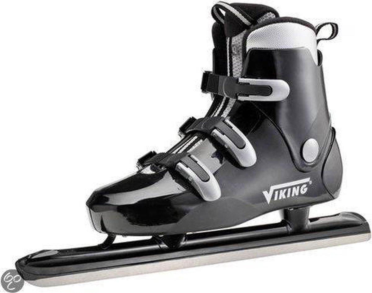 Viking Combi II - Schaatsen - Zwart