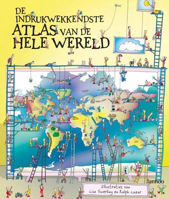 De Indrukwekkendste Atlas Van De Hele Wereld - Simon Adams | Readingchampions.org.uk