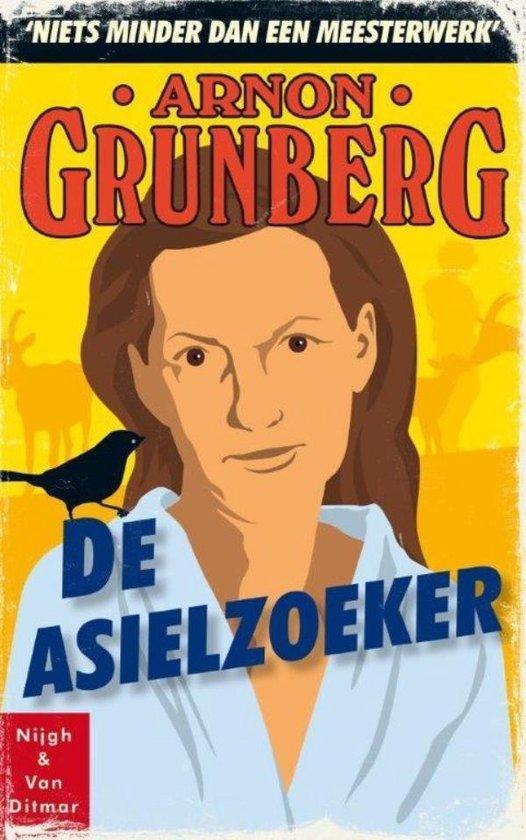 De asielzoeker - Arnon Grunberg |