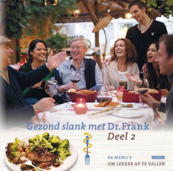 Boekomslag voor Gezond slank met dr. Frank 2