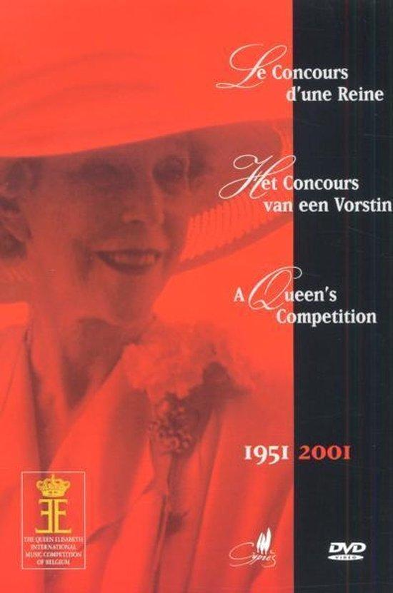 Cover van de film 'A Queen's Competition'