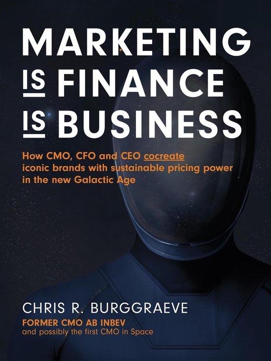 Marketing Is Finance Is Business