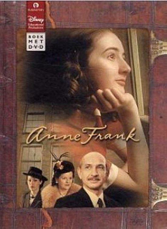 Cover van de film 'Anne Frank'