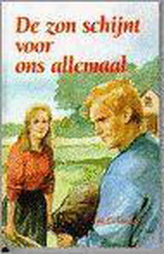De zon schijnt voor ons allemaal - J.G. Veenhof |