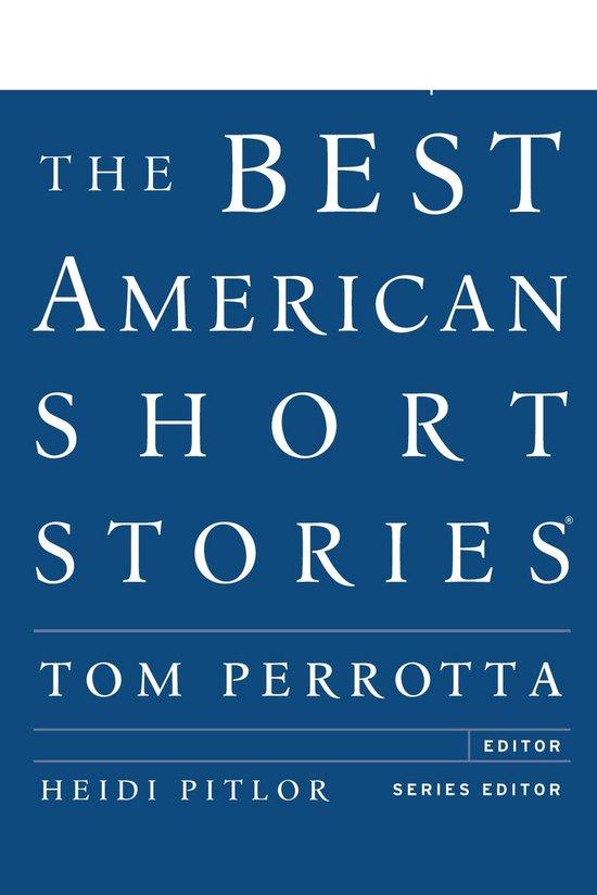 Omslag van The Best American Short Stories 2012
