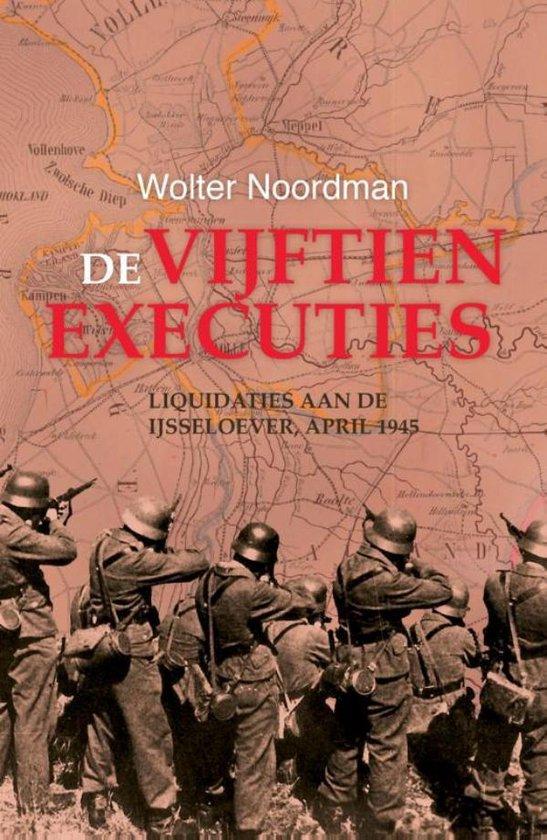 De vijftien executies - Wolter Noordman |
