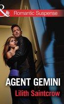 Agent Gemini (Mills & Boon Romantic Suspense)