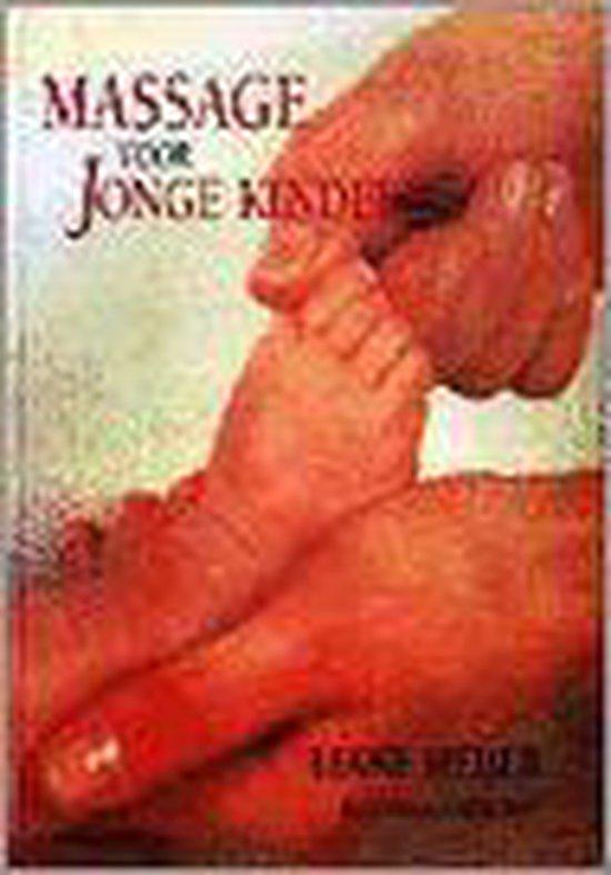 Massage voor jonge kinderen - Liane Meijer |