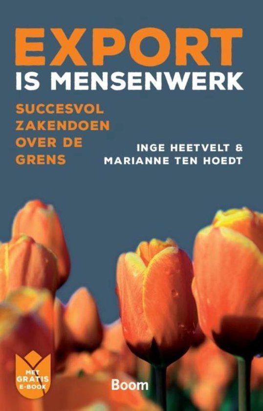 Export is mensenwerk - Marianne Ten Hoedt |