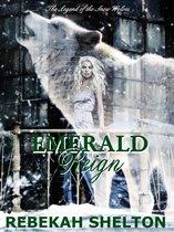 Omslag Emerald Reign