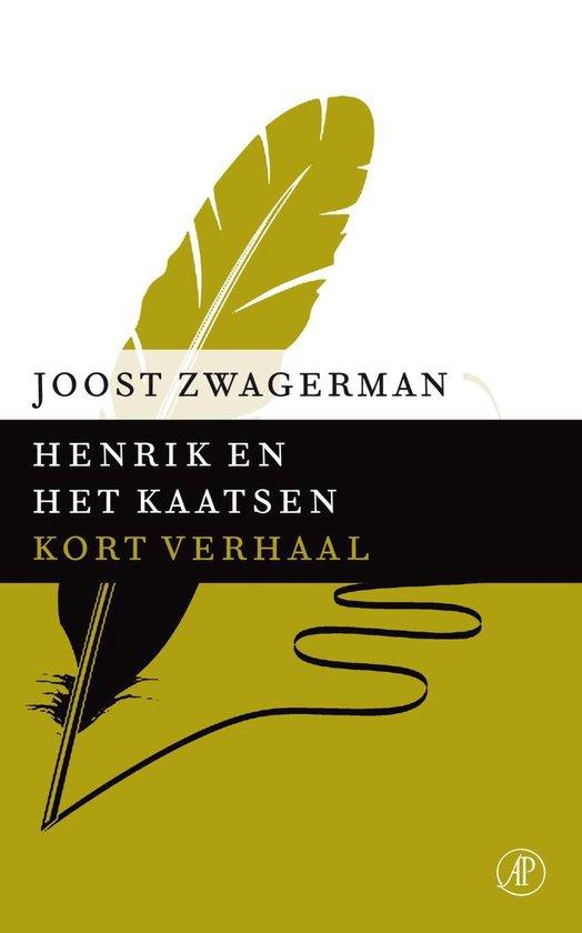 Henrik en het kaatsen - Joost Zwagerman |