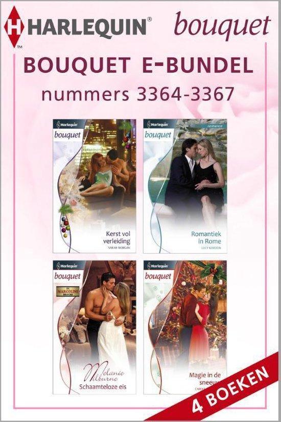 Bouquet e-bundel nummers 3364 - 3367 - Sarah Morgan |