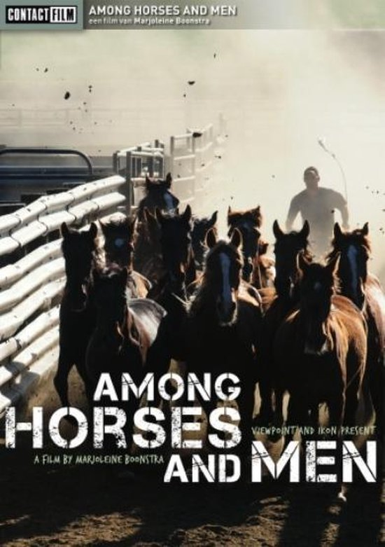 Cover van de film 'Among Horses And Men'