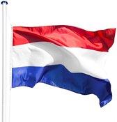 TecTake - Aluminium vlaggenmast Nederland