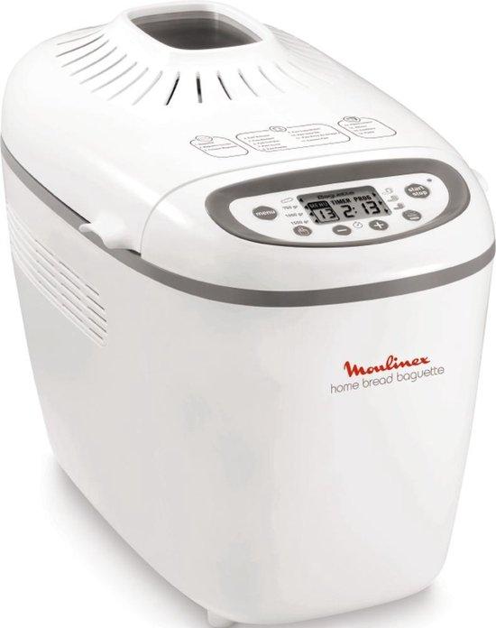 Moulinex - Home Bread Baguette OW6101 - Broodbakmachine