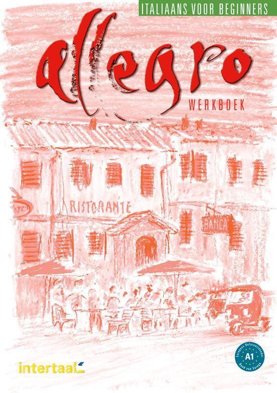 Allegro 1 werkboek - Toffolo |