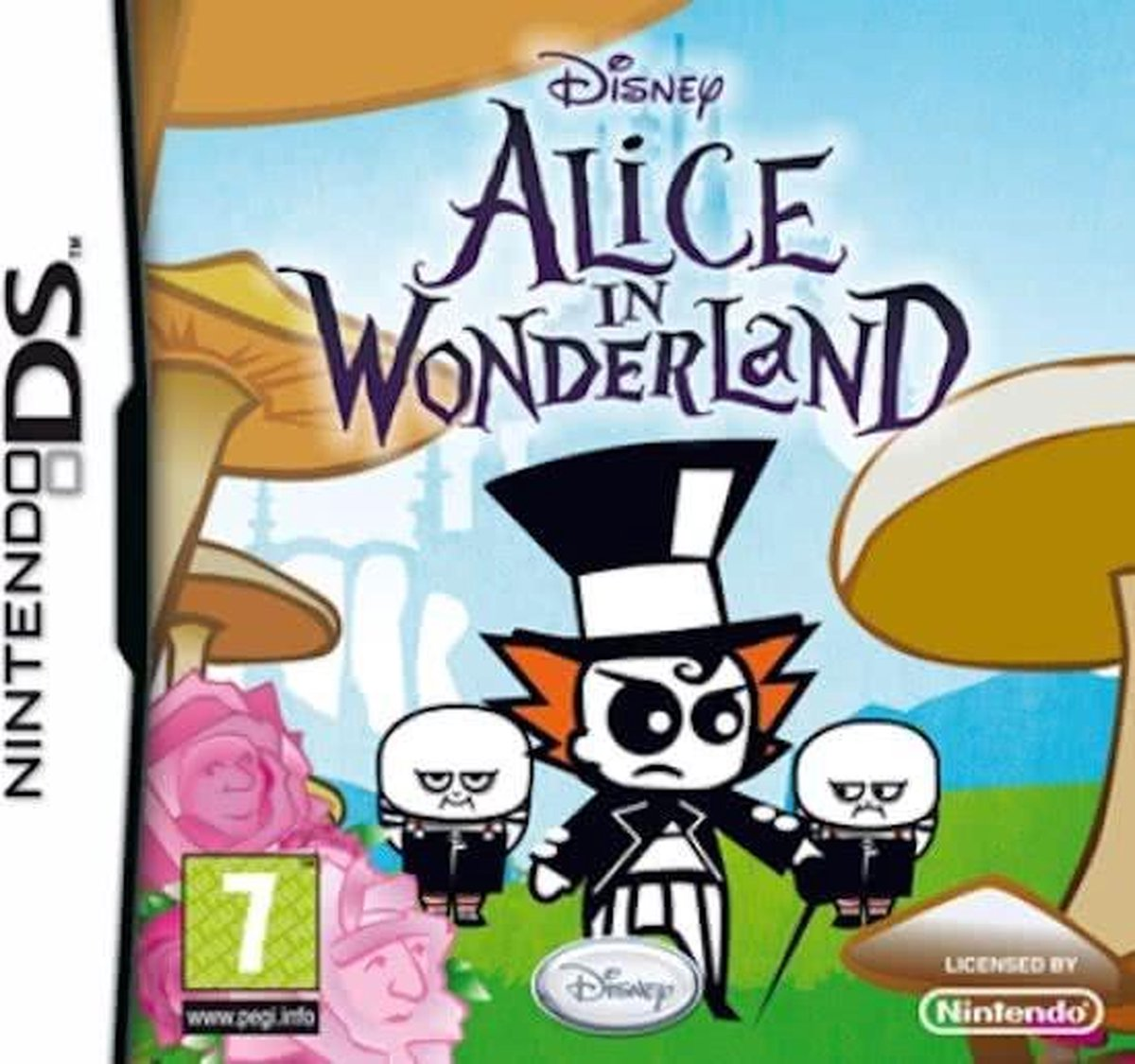 Alice in Wonderland - Disney Interactive