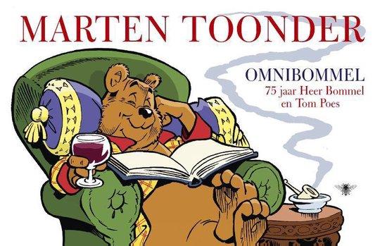 Avonturen van Tom Poes - OmniBommel - Marten Toonder |