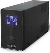 EnerGenie EG-UPS-031 - UPS met LCD, 650 VA