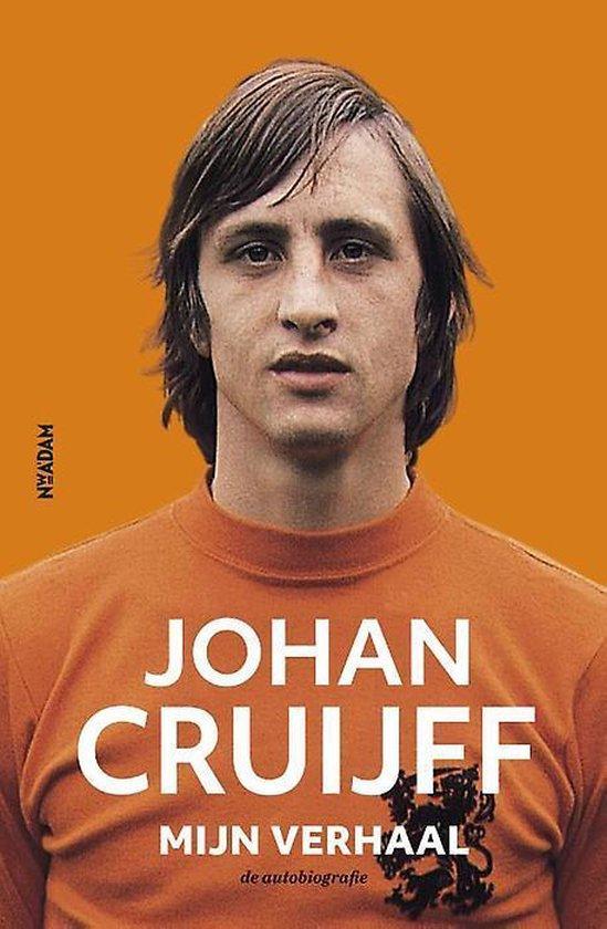 Boek cover Johan Cruijff - mijn verhaal van Johan Cruijff (Hardcover)