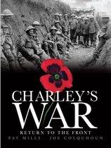 Omslag Charley's War (Vol. 5) - Return to the Front