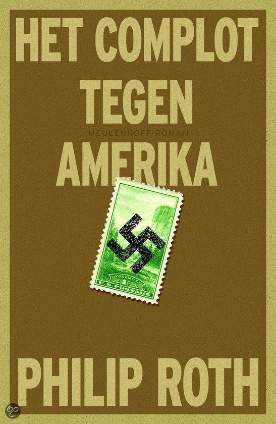 Complot Tegen Amerika Pap - Philip Roth  