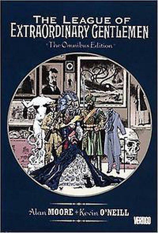 Boek cover League Of Extraordinary Gentlemen Omnibus van A. Moore (Paperback)