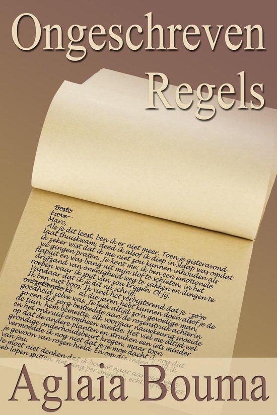 Ongeschreven Regels - Aglaia Bouma |