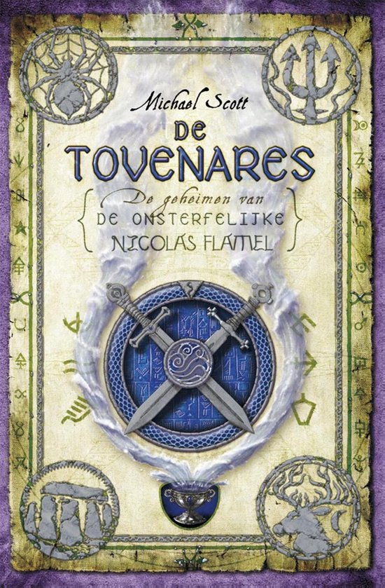 De tovenares - Michael Scott |
