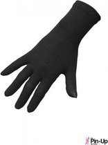 Therapeutische handschoenen - Pin Up de Paris - S/M - Zwart