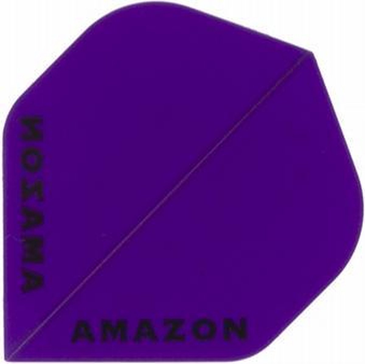 5 sets (15 stuks) Ruthless flights Amazon Transparant Std Purple