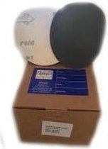 Groothandel professionele kwaliteit klittenband schuurschijven 50 stuks, korrel 800, diameter 115mm