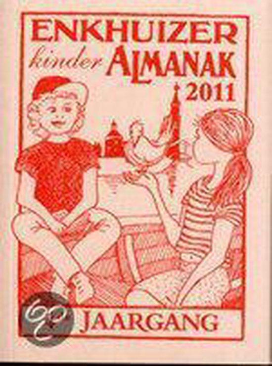 Enkhuizer Kinder Almanak - F.I. Jongert  