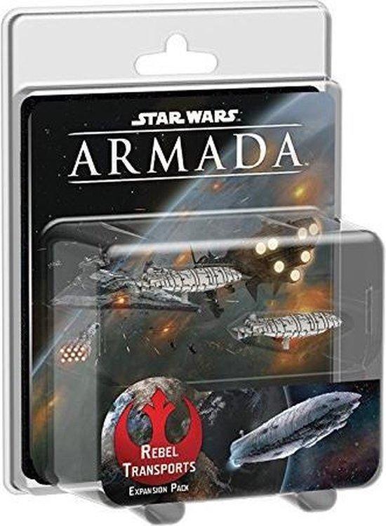 Afbeelding van het spel Star Wars Armada Rebel Transports Expansion Pack